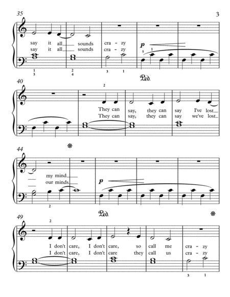 a million dreams easy piano music sheet download - topmusicsheet.com  top music sheets