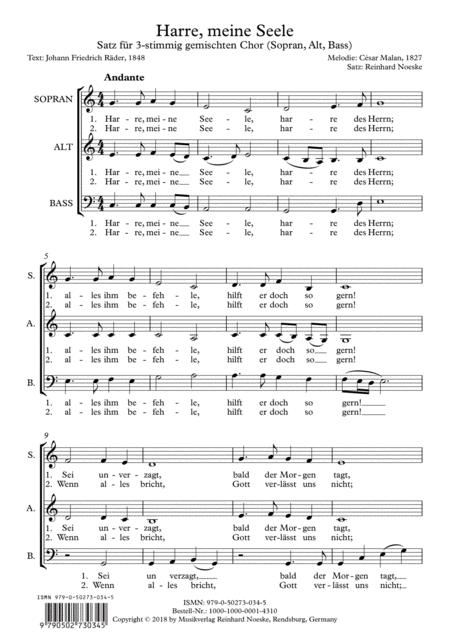 Noten seele den lobe kostenlos herrn meine Gesangbuch Online