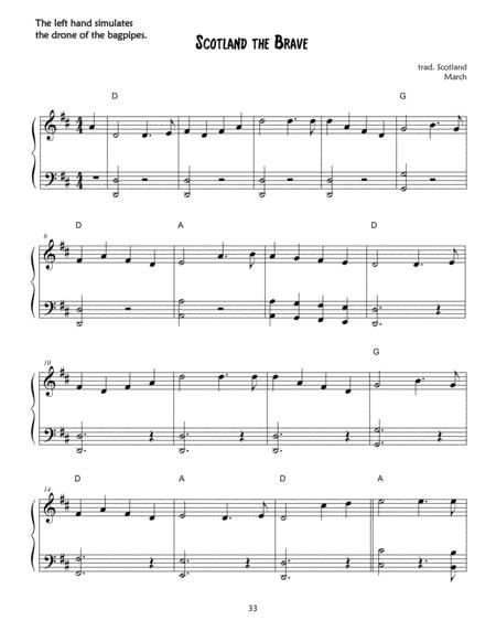 scotland the brave scottish march music sheet download - topmusicsheet.com  top music sheets